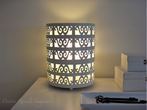 De Macetero a Lámpara de Mesa - Plantpot to Lamp DRI…