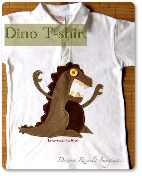 Dino T-shirt DRI
