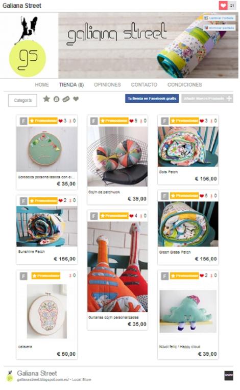 tienda online diseñadores