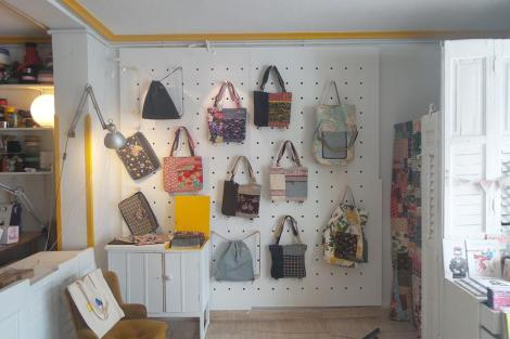 peseta tienda taller
